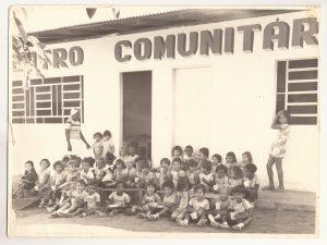 » Centro Comunitário do Bonfim serviu de escola na década de 70