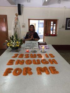 Túmulo de Madre Teresa de Calcutá
