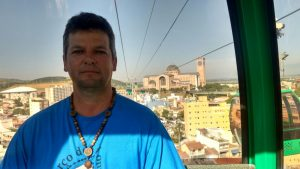 Weliton Bonomo, 39 anos, eletricista
