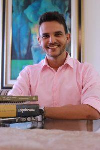O professor Wemerson Nogueira